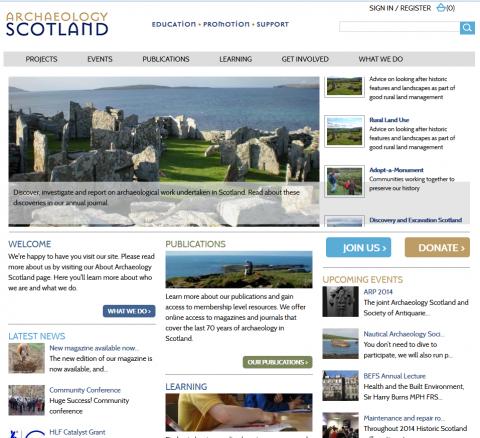 Archaeology_Scotland_website_homepage
