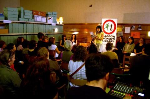 Phenomenal Woman Poetry Event - photo (c) Glasgow Women's Library