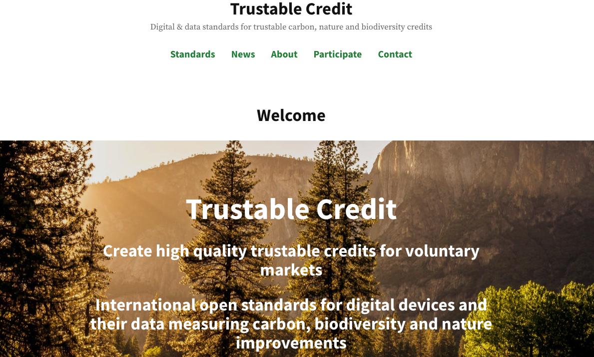 Trustable Credit